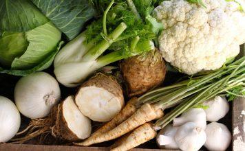 bijelo povrće