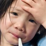 vrućica kod djece