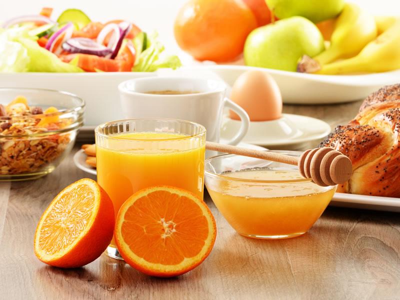 doručak sok
