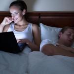 spavanje sa elektroničkim uređajima