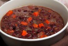 Recept juha od graha azuki