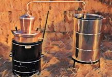 rakijski kazan - kazan za pečenje rakije