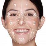 mapa mapiranja lica