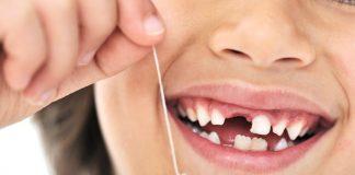 šta uraditi sa mliječnim zubićima