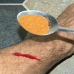 mljevena paprika