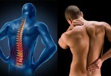dvije vježbe za spas leđa