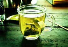 vrećice zelenog čaja