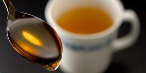 čaj i med
