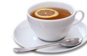čaj zima