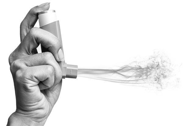 Astma - Uzroci, simptomi i liječenje...