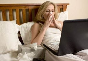 gripa radno mjesto