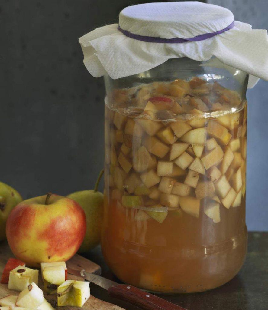 kako napraviti jabučni ocat