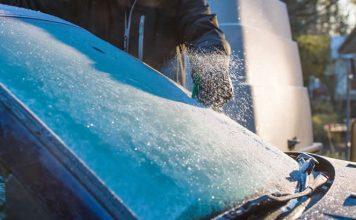 Kako odmrznuti stakla