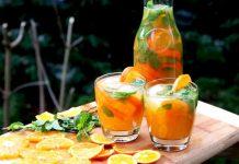 prirodni citrusni koktel