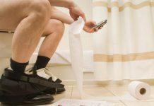 mobitel na wc