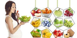 šta jesti tokom trudnoće