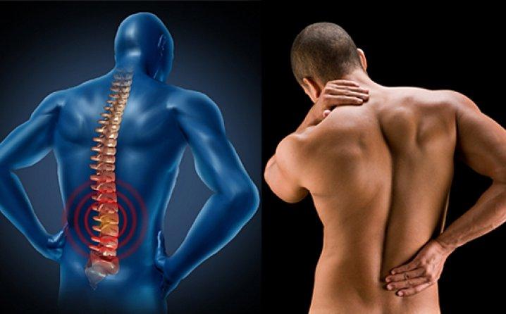 dvije vježbe za bolna leđa