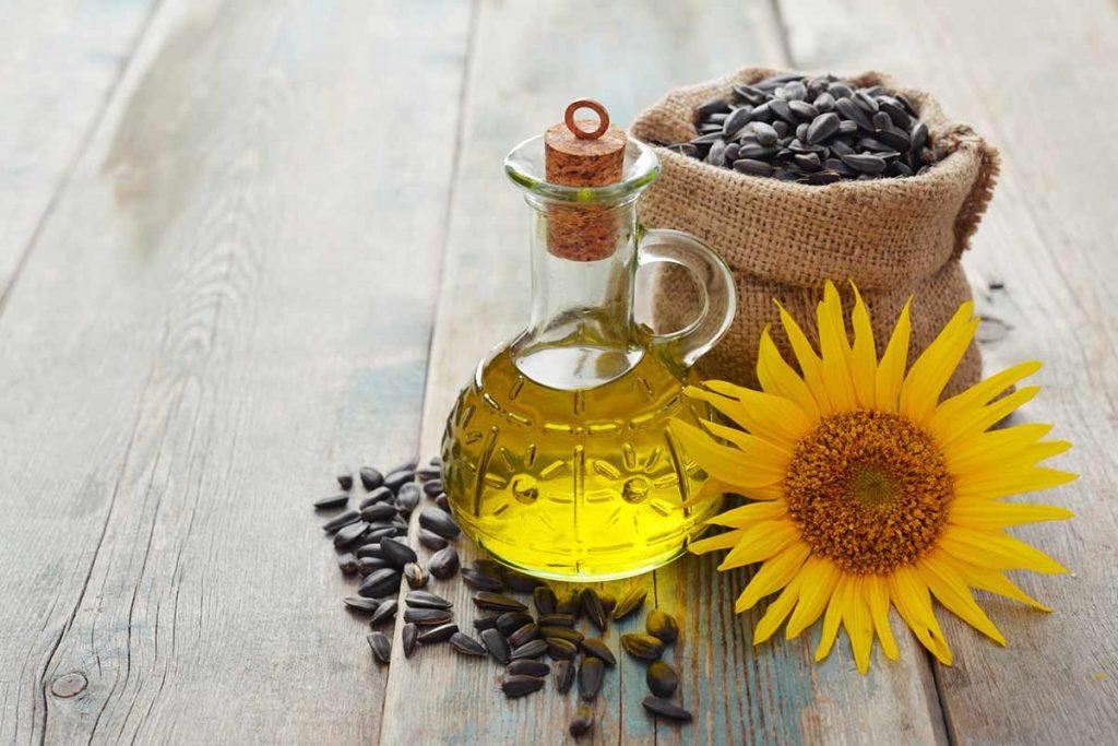 suncokretovo uljje