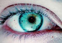 štetnosti a vid, štetnost smeta očima
