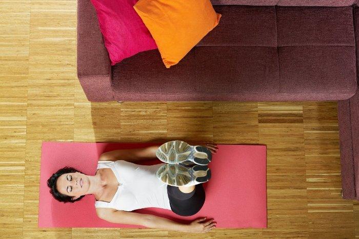 održite formu uz vježbanje u kući