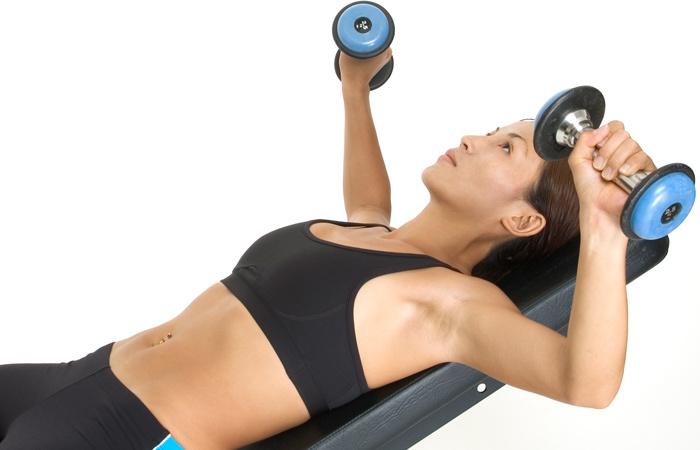 vježbe za čvrste grudi