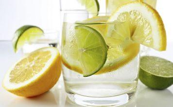 topla voda i limun