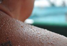 znojenje kože